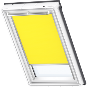 Image for Velux Blackout Blind Bright Yellow - DKL 4570S