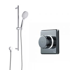 Image for Britton 2025 Contemporary Handset & Slide Bar & Thermostatic Valve High Pressure - CK2