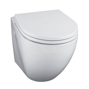 Image for Ideal Standard White Wall Mounted Pan