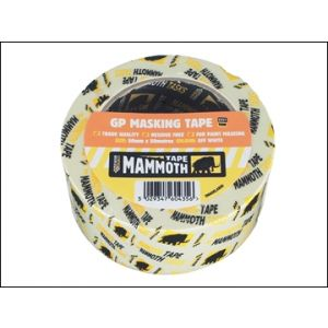 Image for Retail Masking Tape 75mm x 50m