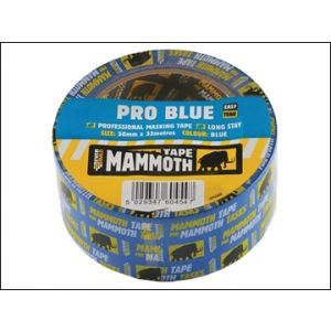 Image for Pro Blue Masking Tape 25mm x 33m