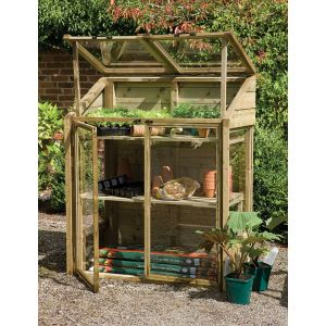 Image for Forest Mini Greenhouse - 3.9ft x 4.7ft