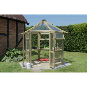 Image for Forest Glasshouse - 9.2ft x 8.8ft