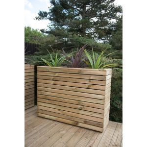 Image for Forest Linear Planter - Tall