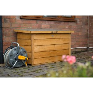Image for Forest Dip Treated Garden Storage Box - 3.6ft x 2.1ft