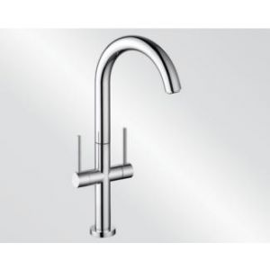 Image for Blanco Kitchen Mixer Tap Trim II Metallic Surface High Pressure - Chrome
