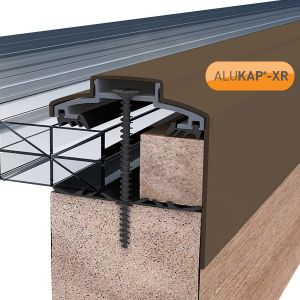 ALUKAP-XR Gable Bar Brown