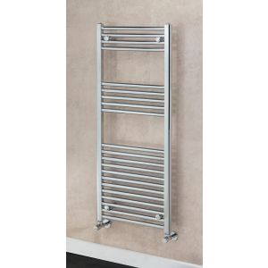 Image for Supplies 4 Heat Argyll Straight Towel Rail 400mm Wide - Chrome