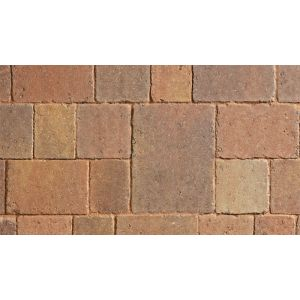 Image for Marshalls Drivesett Tegula Autumn Concrete Block Paving