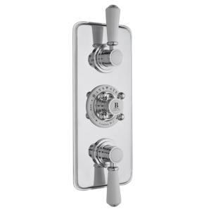 Image for Bayswater Triple Concealed Valve with Diverter