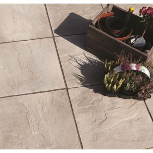 Image for Bradstone Peak Riven Grey Patio 450x450x32mm (Pack of 40)