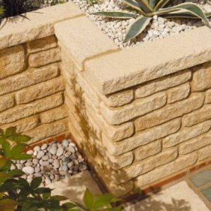 Image for Bradstone Textured Coping Buff 580x275x50