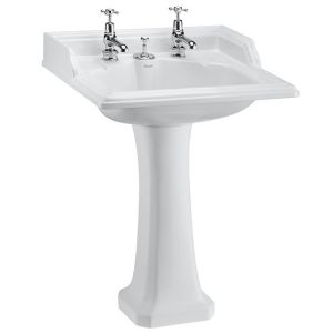 Image for Burlington Classic Square Basin - 650mm