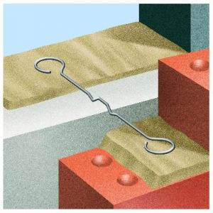 Image for Class 4 Housing Wall Tie 225mm (Box 20)