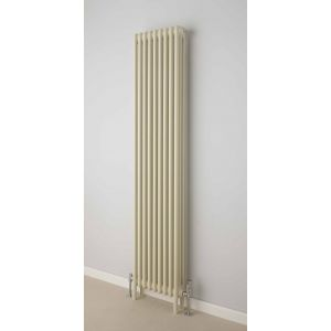 Image for Supplies 4 Heat Cornel 3 Column Vertical Radiator Lacquer - 1800mm High