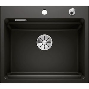 Image For Blanco Ceramic Kitchen Sink Etagon 6 Black - BL468564