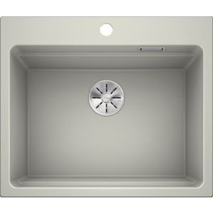 Image For Blanco Kitchen Sink Etagon 6 Silgranit® Pearl Grey - BL468464