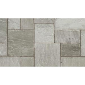 Marshalls Riven Harena Linear - Project Pack - Silver Birch Multi - 15m2