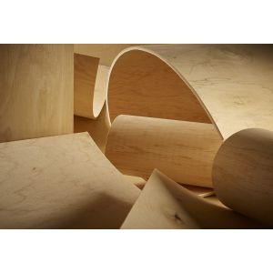 Image for Fromager Flexible Plywood Sheet Cross Grain Exterior - 8mm X 1220mm X 2500mm