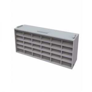 Image for Manthorpe G930 Grey Airbrick with 7600mm2 Airflow - Pack of 20