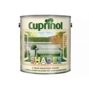 Image For Cuprinol Garden Shades - Fresh Rosemary - 2.5L