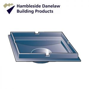 Image for Hambleside Danelaw Tile Vent Adapter for HD TV15-1,2,3,4 & 7