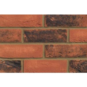 Image for Hanson Ecostock Chelsea Smoked Red Bricks 65mm 495 Pack