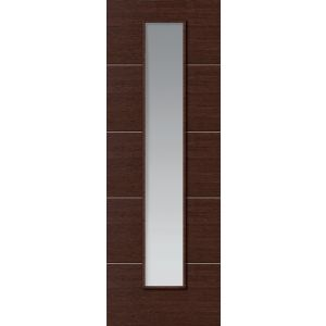 Image for JB Kind Wenge Painted Eco Wenge Glazed Pre-Finished Internal Door