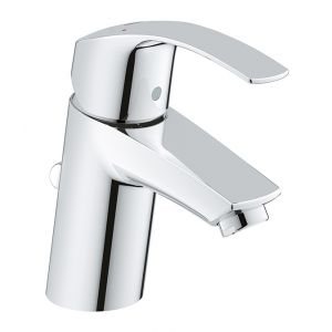 Image for GROHE Eurosmart Monobloc Basin Mixer Tap with Pop-Up Waste