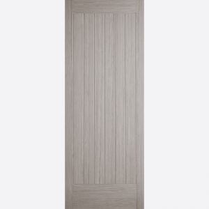 Image for LPD Light Grey Prefinished Somerset Internal Fire Door