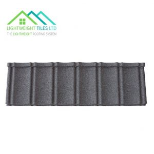 Image for Lightweight Roof Tile - Granite Grey