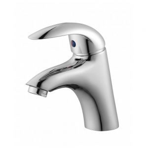 Image for Essential Sunshine Mono Basin Mixer Tap, Single Handle, Chrome