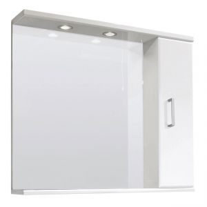 Image for Premier Mayford Complementary Bathroom Cabinet 850mm W White