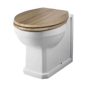 Image for Premier Carlton Back To Wall Toilet WC 520mm Projection