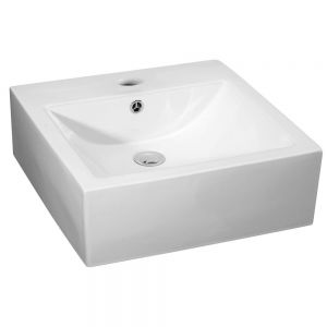 Image for Premier Vessels Sit -On Countertop Basin 470mm Wide - 1 Tap Hole