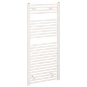 Image for Reina Diva Electric Straight Heated Towel Rail White