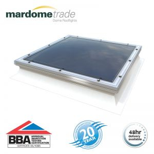 Image for Mardome Trade Triple Skin Fixed Rooflight in Clear
