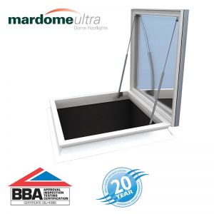 Image for Mardome Ultra Double Skin Access Hatch in Clear