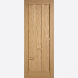 Image for LPD Coventry Oak 6 Panel Internal Door