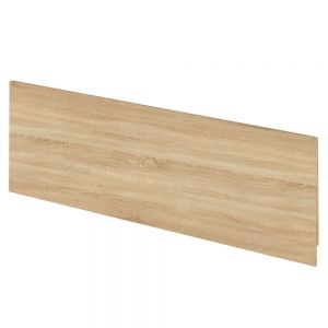 Image For Hudson Reed Natural Oak Bath Front Panel & Plinth- 1700mm