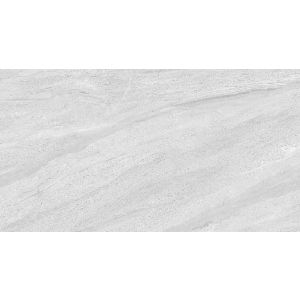 Image for Verona Wynn Polished Light Grey Glazed Porcelain Wall & Floor Tile (5 Per Box) - 300x600mm