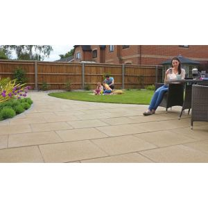 Image for Marshalls Perfecta Natural Paving Slabs 1 Pack