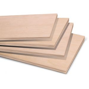 Image for Russian Birch Plywood Sheet - 24mm X 2440mm X 1220mm
