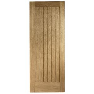 XL Joinery Suffolk Essential Fire Door Unfinished Internal Door