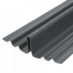 Image for Harcon Corodrain Traditional Dry Fix Valley 105mm Upstand - 3m x 370mm