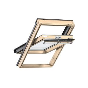 Image for VELUX GGL FK04 3066 Pine Centre Pivot Window 66x98cm