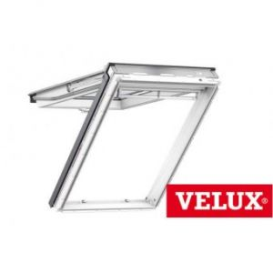Image for Velux GPU 0060 White Top Hung Window CK04 (55 x 98 cm)