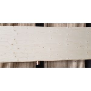 Image for Wisa Sprucefloor Plywood Sheet TG4 - 22mm X 2400mm X 600mm