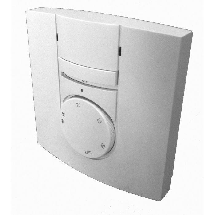 Manual Electronic Underfloor Heating Flexel Room Thermostat
