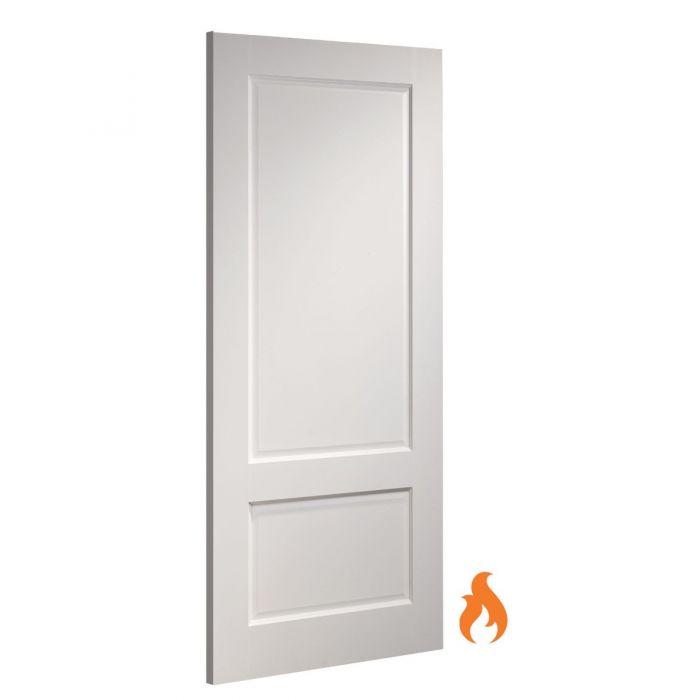 4 Panel Ladder Internal White Doors 686mm 762mm 838mm